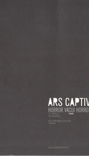 Ars Captiva – Horror vacui horror pleni